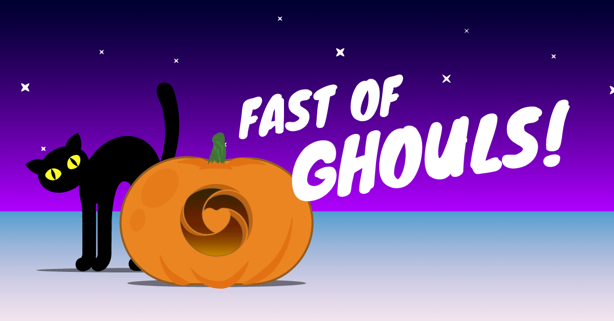 Join LifeOmic's Fast of Ghouls via the LIFE Fasting Tracker app.