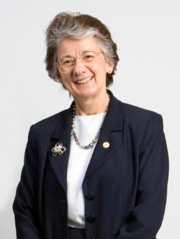 Portrait of Dr Rita Colwell. Credit: Chaman Sond.
