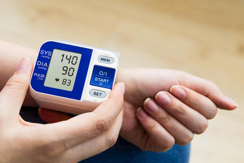 High blood pressure is on the rise in young adults.