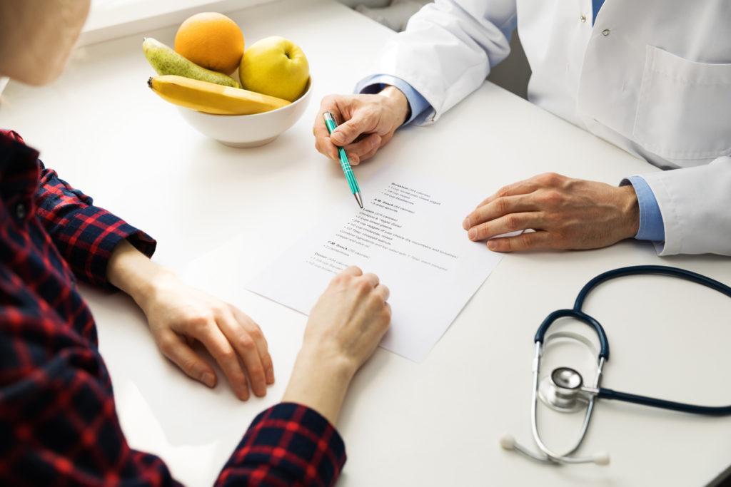 Consult your care team and a registered dietitian for personalized nutrition advice that fits your health condition.